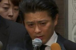 여고생 집으로 불러 입 맞춘 일본 밴드 토키오 멤버 야마구치 사과