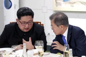 """김정은 """"종전·불가침하면 왜 핵 가지고 어렵게 살겠나"""""""