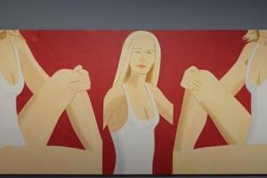 '코카콜라 걸' 'CK'… 예술로 승화된 찰나의 초상들