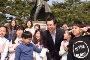 효창공원,  '독립운동기념공원'으로 탈바꿈