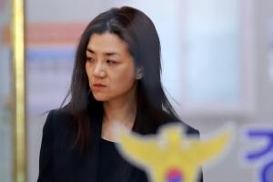 """특수폭행죄 피하려는 조현민의 전략…""""물컵 사람 향해 안 던졌다"""""""
