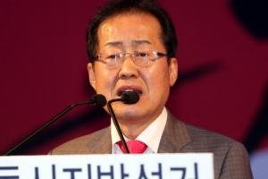믿었던 김문수마저…홍준표 등진 지방선거 후보들