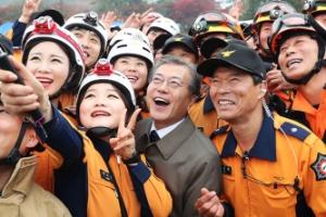 [포토] '다시 봄'… 문재인 정부 취임 1주년 기록사진전