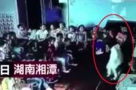 5살 원생 내던져 머리 부상 입힌 무개념 중국 교사