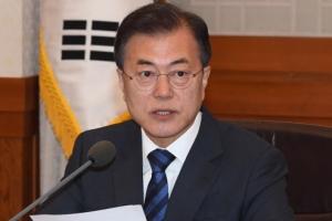 [서울포토] 모두발언하는 문재인 대통령