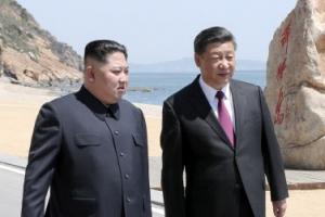 [속보]김정은 40일만에 1박 2일 방중…시진핑과 정상회담