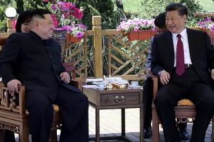 김정은·시진핑 전격 회동… 비핵화 中변수