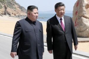 """""""시진핑, 김정은에 비핵화 합의 때 경제 지원 약속"""""""