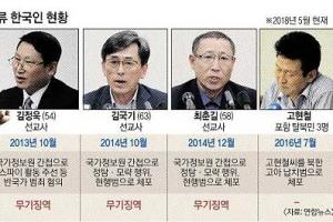국민 6명 北억류… 고위급 회담 성과땐 빠른 송환 기대