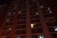 [영상] 서울 독산동 아파트 화재…주민들 긴급대피 순…