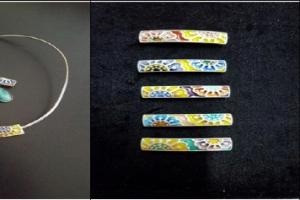 충남 공예공방 '연 칠보' 전통공예-현대미 더해 품격 높여