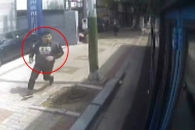 '멈춰요. 멈춰!' 버스에 탄 범인 한눈에 알아본 형사…