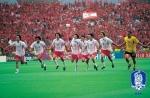 월드컵 태극전사 행운의 옷…