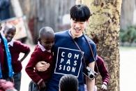 류준열, 케냐 봉사활동 기록 영상 공개
