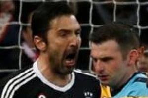 """UEFA """"올리버 주심 비난한 부폰 징계하겠다"""" 뭐라 했길래"""