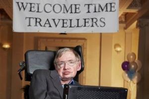 """다음달 15일 호킹 박사의 위령 미사 """"시간여행자들도 오세요"""""""