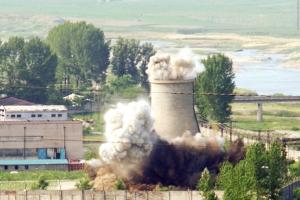 일본 패싱 재현? 북한 풍계리 핵실험장 폭파 취재서도 '재팬 패싱'