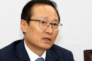 """홍영표 """"의원사직서 내일 처리…대선불복 특검 안돼"""""""