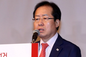 """홍준표 """"'협찬인생' 박원순, 병역·서울시장도 협찬"""""""