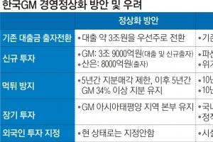 'GM 정상화' 출자 방법 놓고 먹튀 논란… 야당은 국조 요구