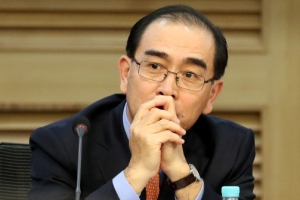 """태영호 """"북미회담서 CVID 아닌 핵군축으로 갈 가능성 크다"""""""