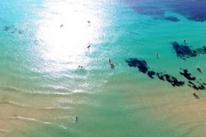 [포토] '푸른하늘 담은' 제주바다