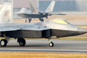 북 화나게 한 맥스선더 훈련…F-22 전투기 위력은