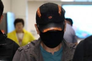 [포토] '보육교사 살인 피의자' 박모씨, 제주로 압송