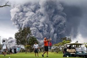 하와이섬 화산재 3.6㎞까지 치솟아… 공기 오염 주의보