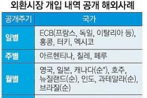 '환율 조작국' 오해 벗고 韓 대외 신뢰도 높인다