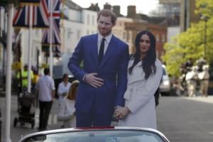 영국 왕자 결혼식 사진을 미국 작가가 찍는 이유는