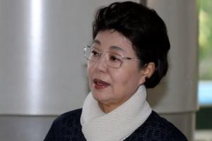 박근령, '사기 혐의' 1심 무죄 뒤집고 항소심서 유죄