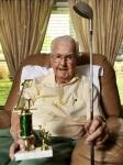 미국 93세 노인, 생애 마지…