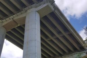 예산서 고속도로 공사 중 근로자 4명 추락해 사망
