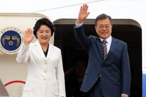 트럼프 만나는 文… 비핵화 확신 심기
