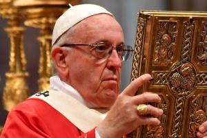 약자 구호, 교세 취약지 출신… 교황, 추기경 14명 임명