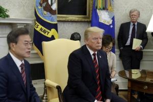 북미회담 연기론 '불쓱' 꺼낸 트럼프, 속내는?