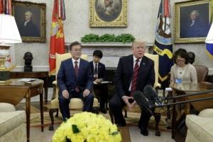 청와대, 트럼프가 통역사양한 이유