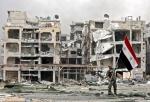 시리아군 내전 7년 만에 수…