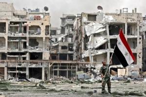 시리아군 내전 7년 만에 수도권 완전탈환 선언