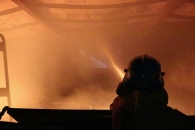 [영상] 경기 양주 섬유공장서 화재…1시간 만에 진화