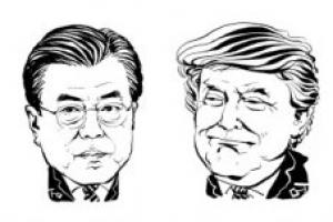 진보·보수 두 대통령 의외의 브로맨스…'완전한 北비핵화' 해피엔딩 이뤄낼까