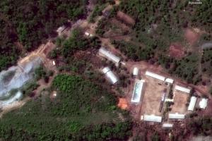 北, 풍계리 핵실험장 폭파해 폐기…'완전한 비핵화' 첫발