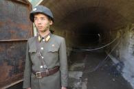 사진기자가 촬영한 북한 풍계리 핵실험장 영상