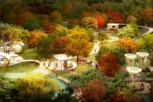 에코 주거 환경 주력…대규모 숲세권 아파트 기대되는 '센트로얄자이'