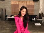 설현, 매혹적 핑크 여신