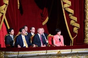 푸틴·아베, 러시아서 정상회담… 북핵 위기 등 협력 방안 모색
