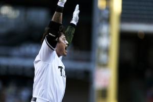 176홈런…추, 아시아의 자존심