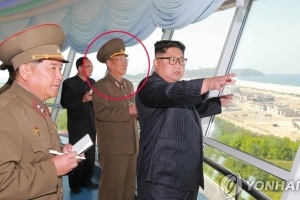 북한, 군 수뇌부 3인방 전원 교체…세대교체 분석도