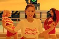 [뮤직뷰!] 초아는 빠졌지만…AOA '빙글뱅글' 호성적